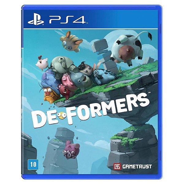 Jogo Deformers para PS4