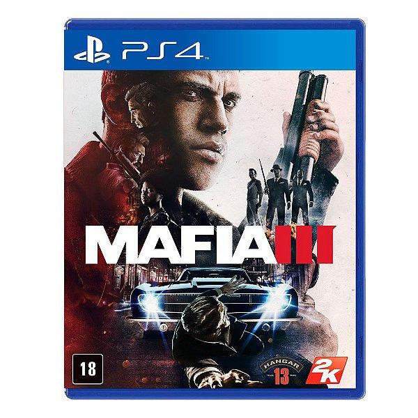Jogo Mafia III - PS4