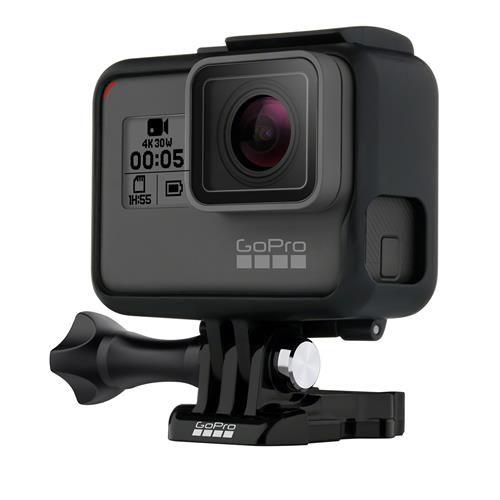Câmera Digital e Filmadora GoPro Hero5 Black Cinza/Preta, 12MP, Wi-Fi, Bluetooth, À Prova d'água e Vídeo 4K