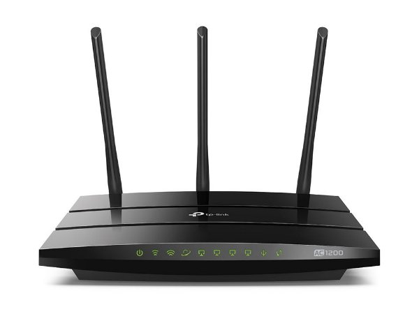 Roteador Wireless TP-Link Dual Band AC1200 Archer C1200