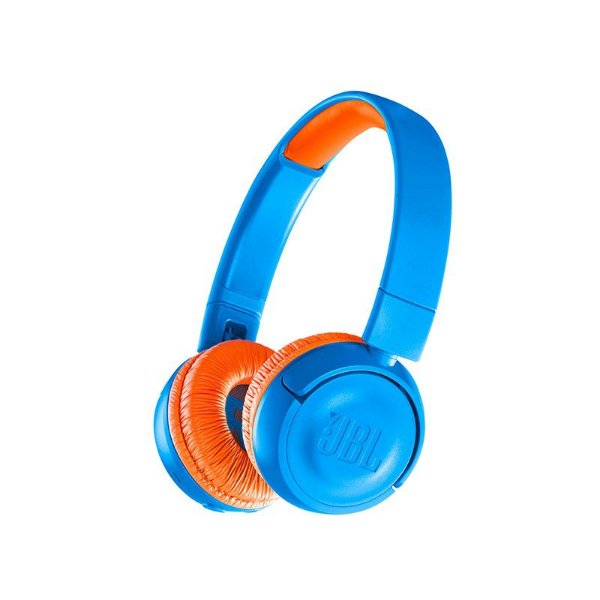 Fone de Ouvido Headphone Kids JBL JR300BT Bluetooth Azul