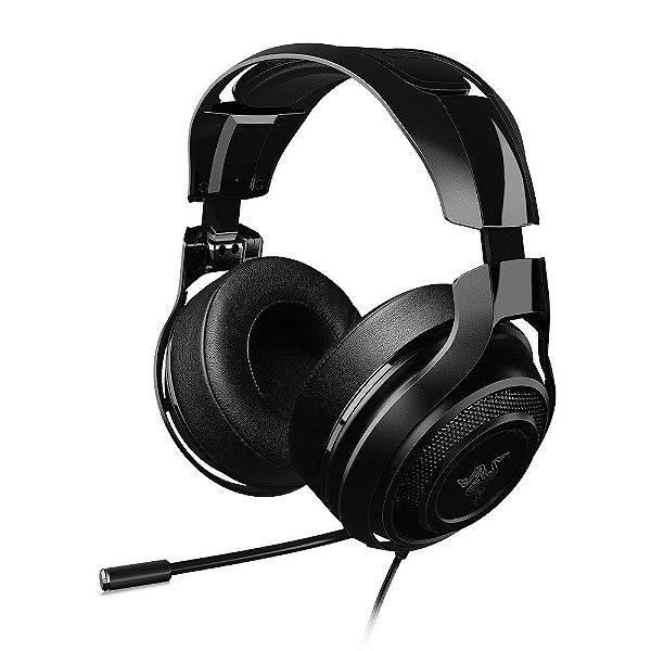 Headset Gamer Razer Man O´War 7.1 Preto - USB