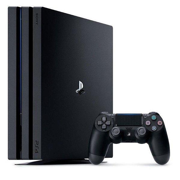 Console PlayStation 4 Pro 1TB 4K - Sony Brasil