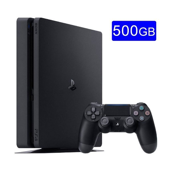 Console Playstation 4 Slim 500GB - Sony USADO