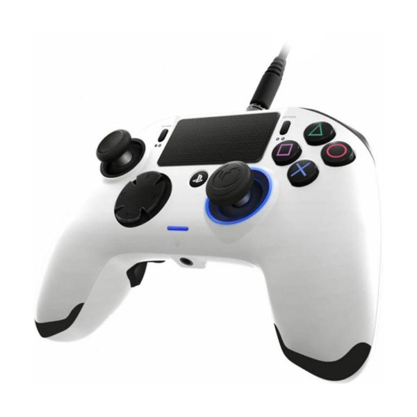 Controle NACON Revolution PRO para Playstation 4 (PS4) e PC Branco