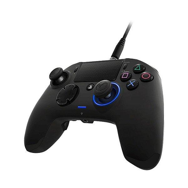 Controle NACON Revolution PRO para Playstation 4 (PS4) e PC Preto