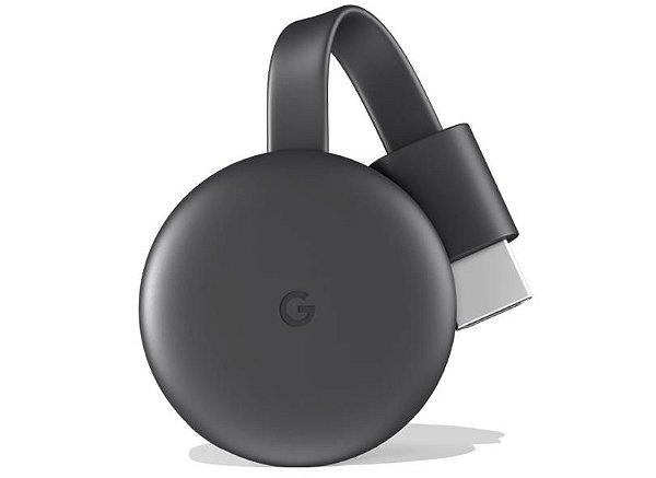 Google Chromecast 3 Geração novo modelo