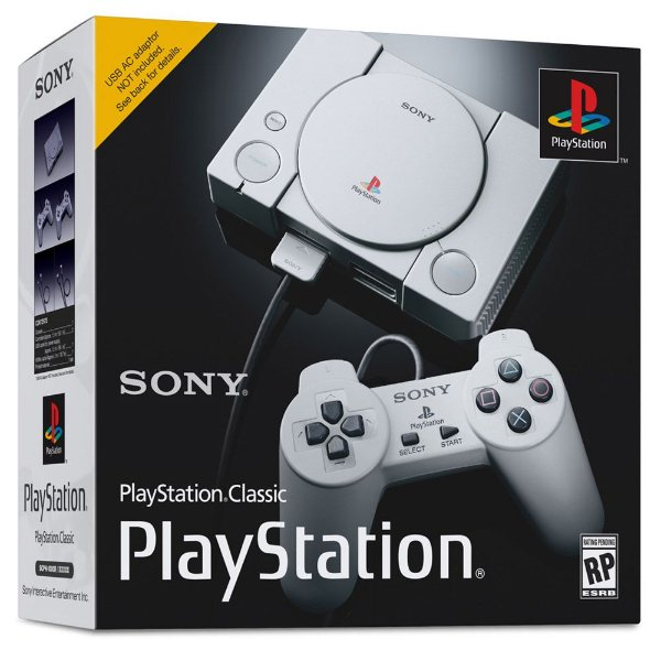 Console Playstation 1 PS1 Classic - Sony
