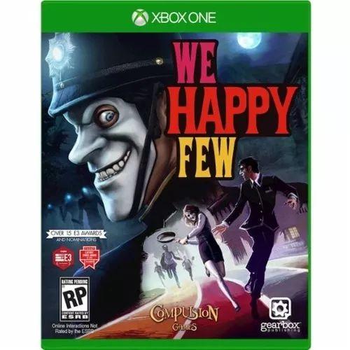 Jogo We Happy Few - Xbox One
