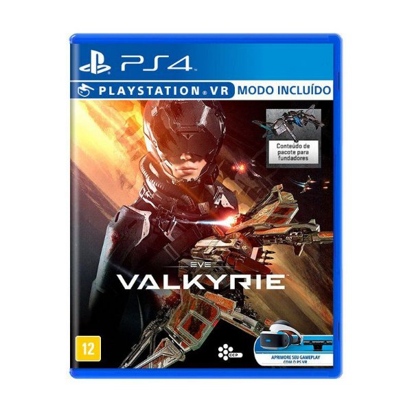 a87d505f61 Jogo EVE  Valkyrie - PS4 VR - The Games Shop - Online e Loja Física