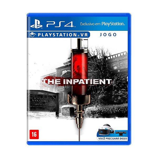 Jogo The Inpatient - PS4