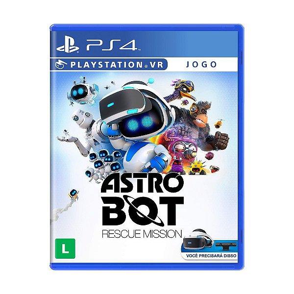 b99179a0b7 Jogo Astro Bot  Rescue Mission - PS4 VR - The Games Shop - Online e ...