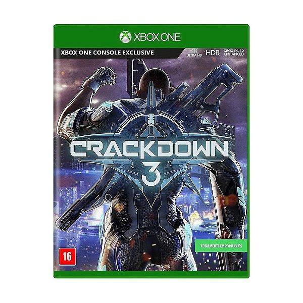 Jogo Crackdown 3 - Xbox One