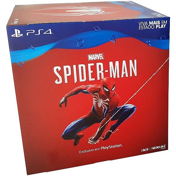 Cubo decorativo Marvel Spider-Man