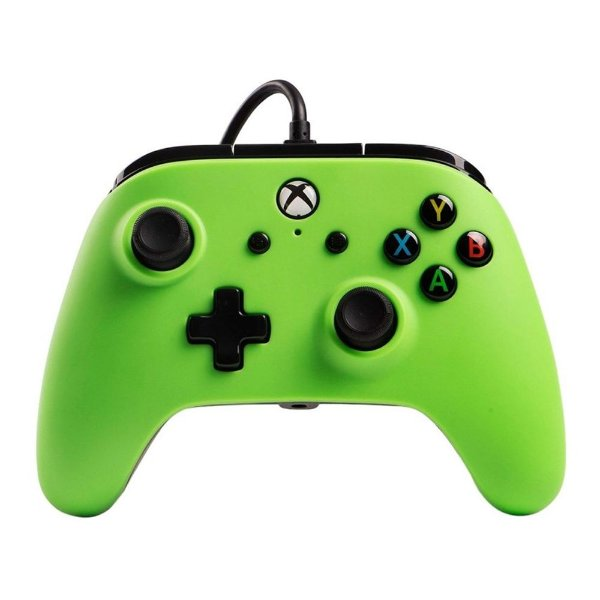 Controle Xbox One e Windows 10 Verde - PowerA