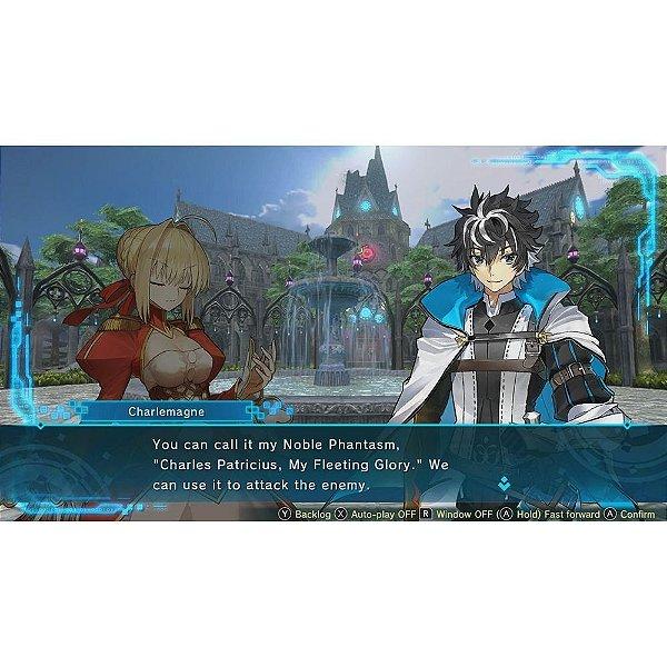 Jogo Fate Extella Link - Switch