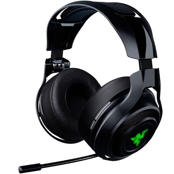 Headset Gamer Razer Man O´War Chroma Wireless