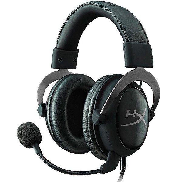 Headset Gamer HyperX Cloud II 7.1 - KHX-HSCP-GM - Preto