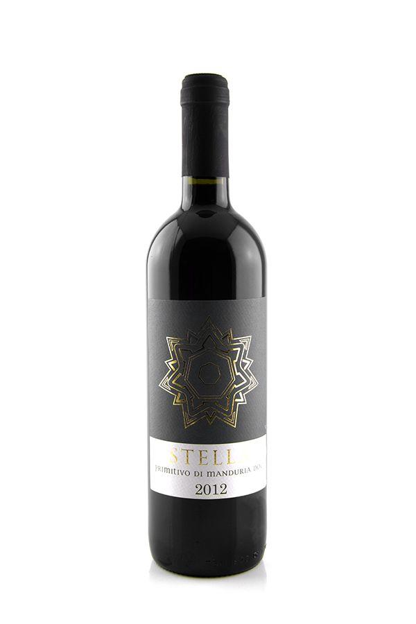 Vinho Tinto  Primitivo de Manduria Stella DOC 2012