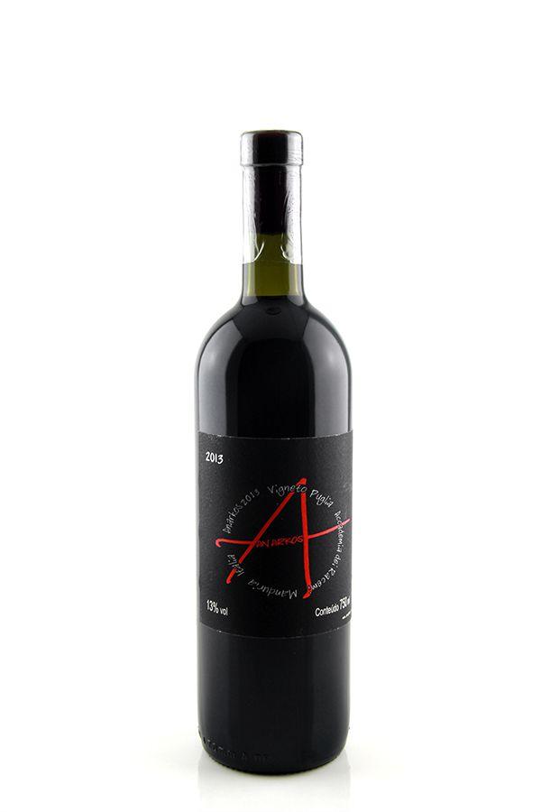 Vinho Tinto Anarkos Puglia Rosso I.G.P 2013