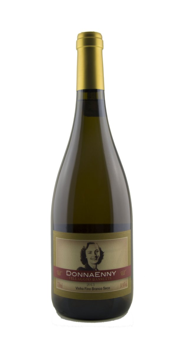 Vinho Branco Donna Enny Villagio Bassetti 2013