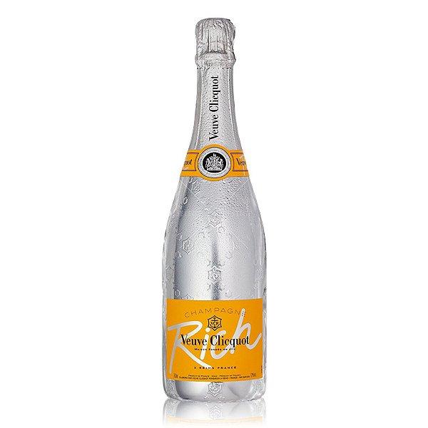 Vinho Branco Champagne Veuve Clicquot Rich