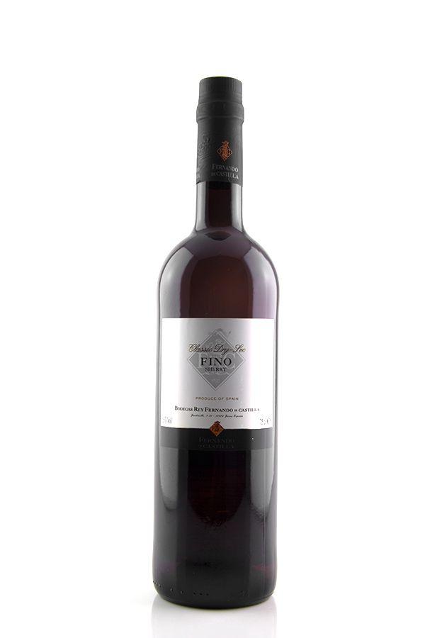 Vinho Licoroso Branco Fernando de Castilla Seco Classic Dry Fino DOC