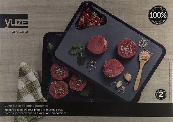 Yuze placa de corte gourmet