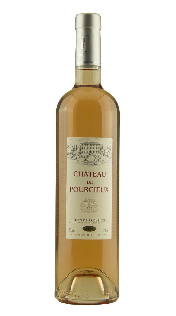 Vinho Rosé Chateau de Pourcieux AOP Cotês de Provence 2016