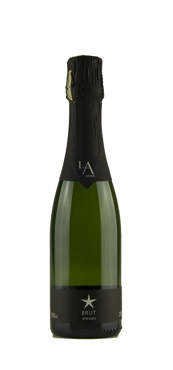Vinho Branco Espumante Luiz Argenta Jovem Brut Charmat 375 ml
