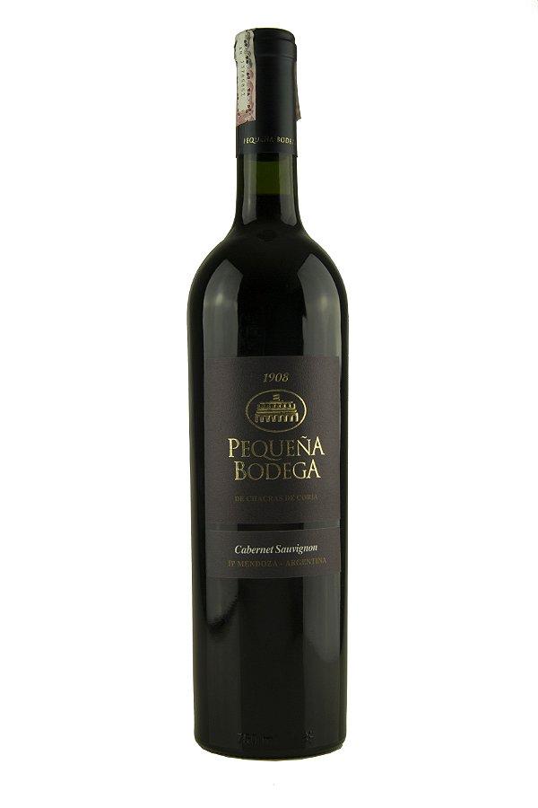 Vinho Tinto Pequeña Bodega Cabernet Sauvignon 2008