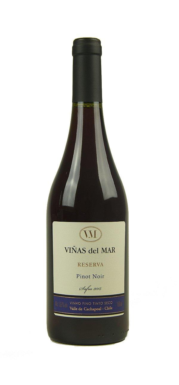 Vinho Tinto Viñas del Mar Reserva Pinot Noir 2015