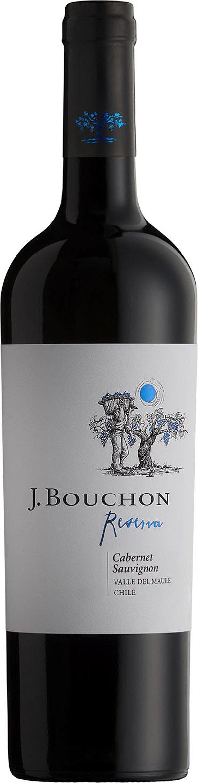 Vinho Tinto J. Bouchon Reserva Cabernet Sauvignon 2016