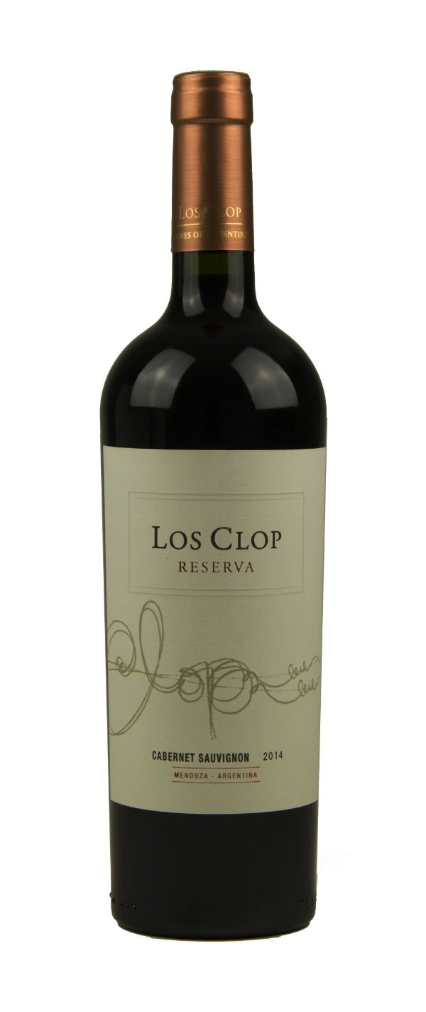 Vinho Tinto Los Clop Reserva Cabernet Sauvignon 2014