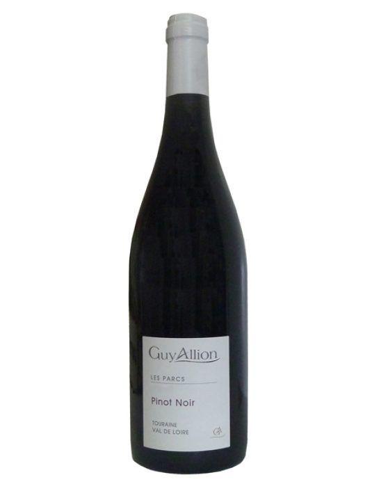 Vinho Tinto Guy Allion Pinot Noir Les Parcs 2015