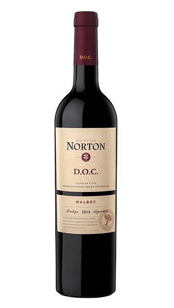 Vinho Tinto Norton DOC Malbec 2015