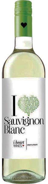 Vinho I Heart Sauvignon Blanc