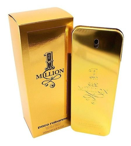 Perfume Paco Rabanne One Million 200 ml