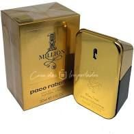 1 Million Paco Rabanne - Perfume Masculino -  30ml