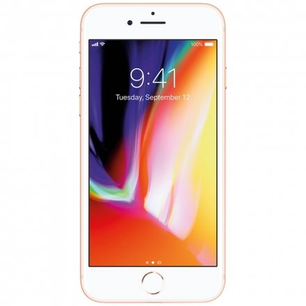 CELULAR APPLE IPHONE 8 256GB A1863 DOURADO