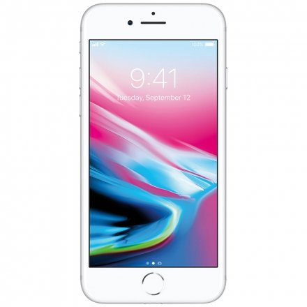 CELULAR APPLE IPHONE 8 64GB A1905 PRATA