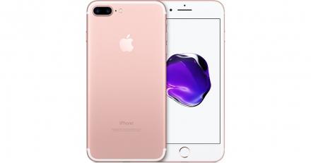 CELULAR APPLE IPHONE 7 PLUS 32GB MNQQ2LZ/A ROSE GOLD