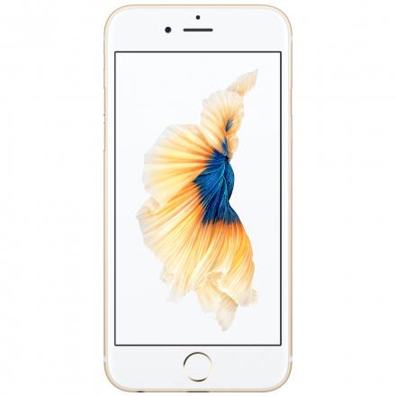 CELULAR APPLE IPHONE 6S MN112BZ/A 32GB ANATEL DOURADO