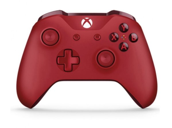 CONTROLE XBOX ONE S RED