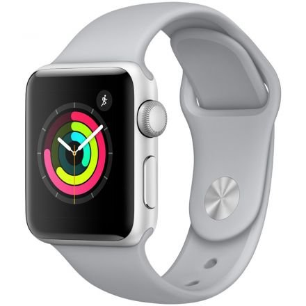 "Apple Watch série3 38""sport Band silver"