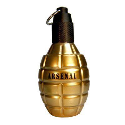Arsenal Gold EDP 100ml - Masculino