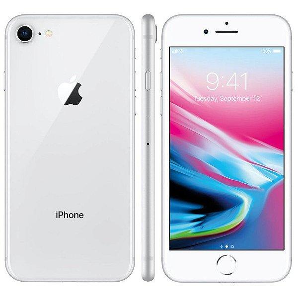 iPhone 8 Plus Apple 256GB Prata