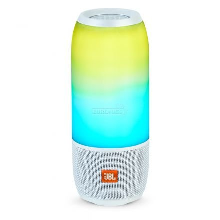 SPEAKER JBL PORTATIL PULSE 3 BRANCO