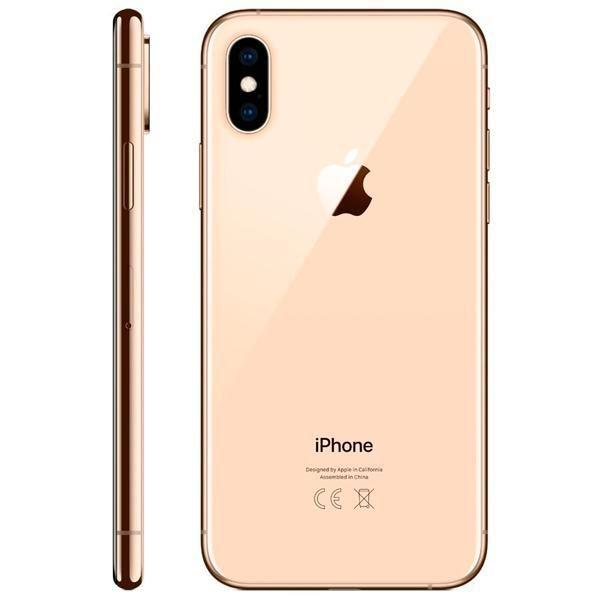 Apple iPhone Xs Dourado 512GB