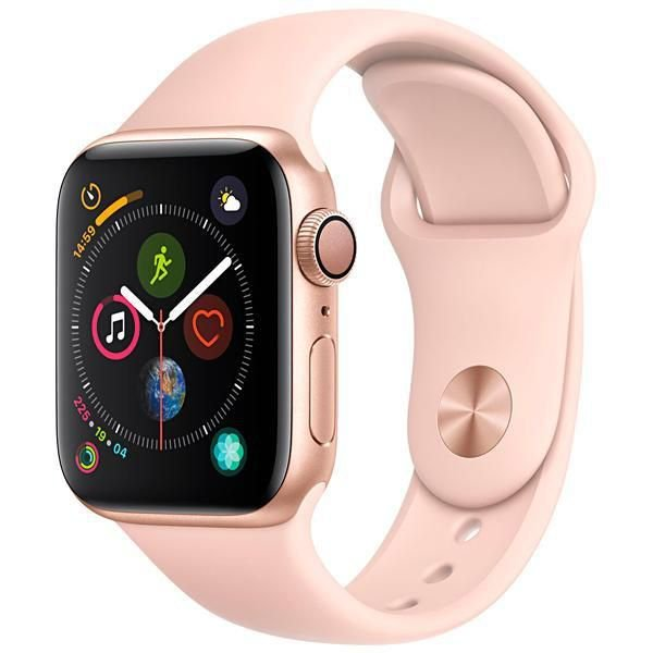 Apple Watch Series 4 40 mm Gold/Pink Sand